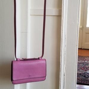 Fossil Leather Crossbody Mini Bag [MAKE OFFER]